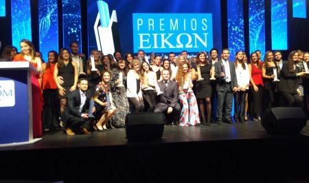 En la noche del Eikon cordobés, se conocieron las posiciones de los ganadores