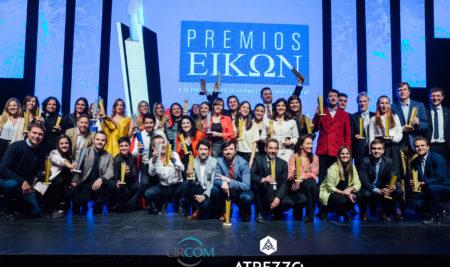 Con nueva estatuilla y premio a la innovación, Córdoba celebró una noche de ganadores del Eikon