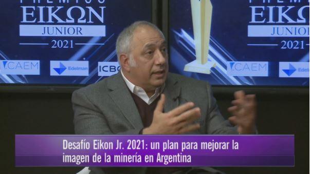 Alberto Carlocchia, presidente CAEM